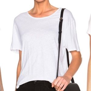 Who What Wear Basic White Top